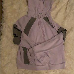 PINK Victoria Secret Hoodie. Size. L